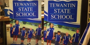 Tewantin State School Banner Pull Up Banners