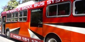Coran Bus Signage