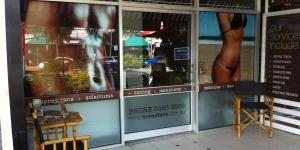 Noosa Tanz Shopfront Signage