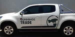 Tradies Car Signage